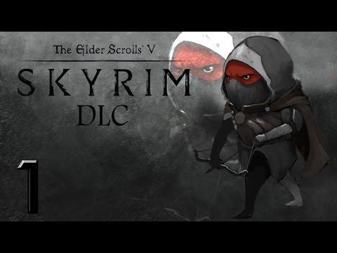 Прохождение TES: Skyrim: Dawnguard - #1 Начало