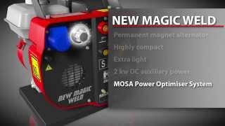 MOSA - NEW MAGIC WELD & MAGIC WELD 200 (ENGLISH)
