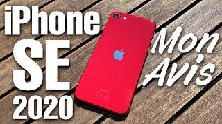 iPhone SE 2 (2020) MON AVIS !