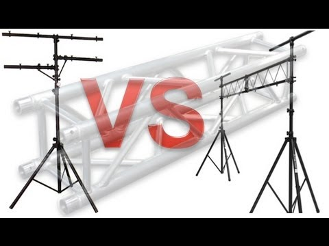 & Lighting Stands - Tbar vs Truss - YouTube azcodes.com