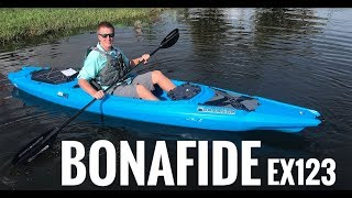 NEW: Bonafide EX123 & Latest FLEXWING For SS127 / SS107