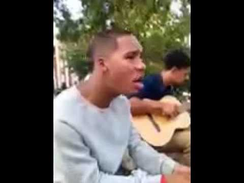 We All Try - Frank Ocean- Live Acoustic Cover by Matthew J. Robinson