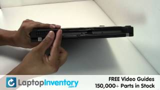 IBM Lenovo T60 T61 DVD CD Replacement Guide - Install Fix Replace - Laptop Optical Drive