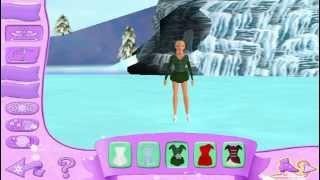 Видеообзор Игры Барби Королева Льда