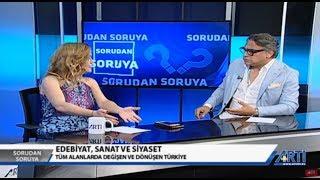 Sorudan Soruya 1 - Murat Aksoy Konuk: Barbaros Şansal - Ayşen Şahin Aksakal 6 Haziran 2019