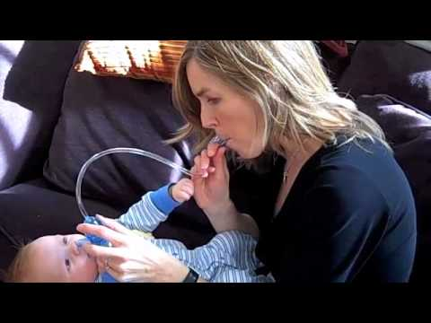 Baby Comfy Nose - How to Clear Baby's Congested Nose