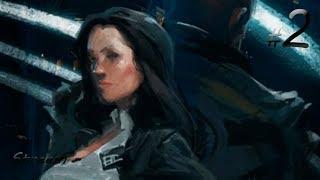 """... """"Цербер"""" отстраивает """"Нормандию""""... (Mass Effect 2 #2)"""
