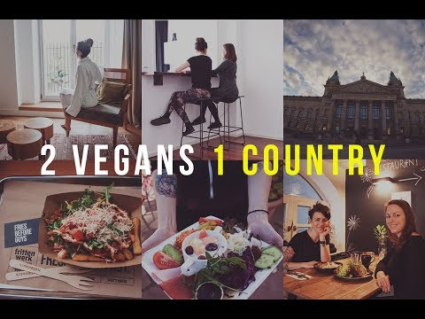 #2vegans1country | Germany | Mostly Amélie