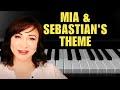 La La Land Mia and Sebastian's Theme (Late for the Date) - Piano Cover