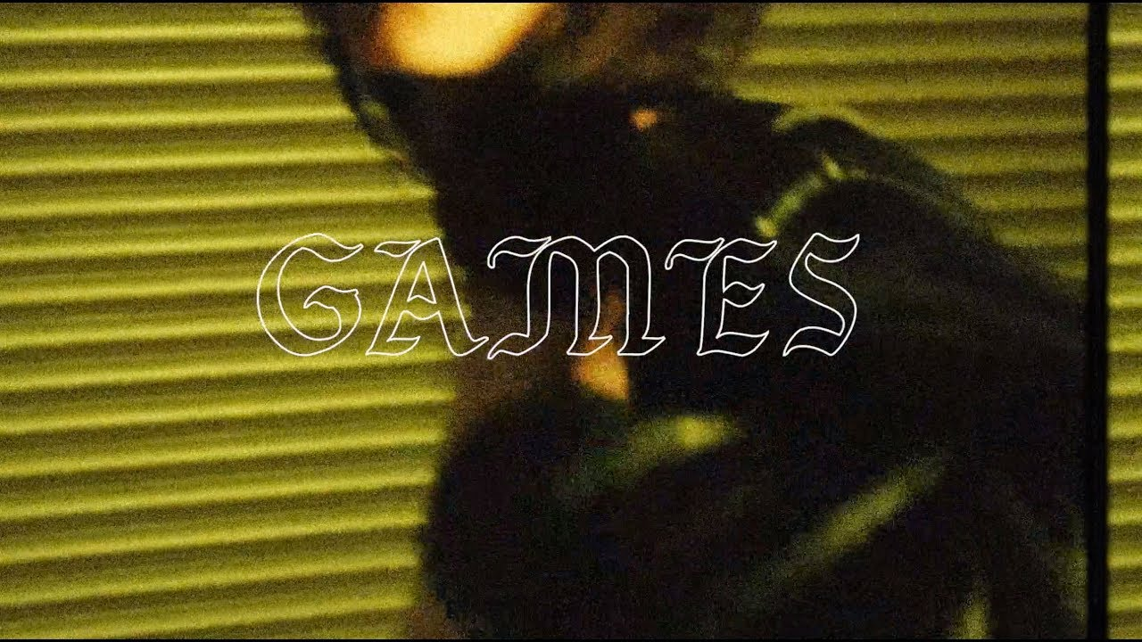 Games - SONIA (Lyric Video)