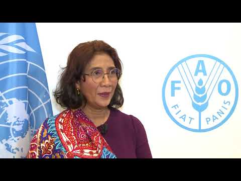 Remarks by Susi Pudjiastuti, Minister for Marine Affairs and Fisheries of the Republic of Indonesia