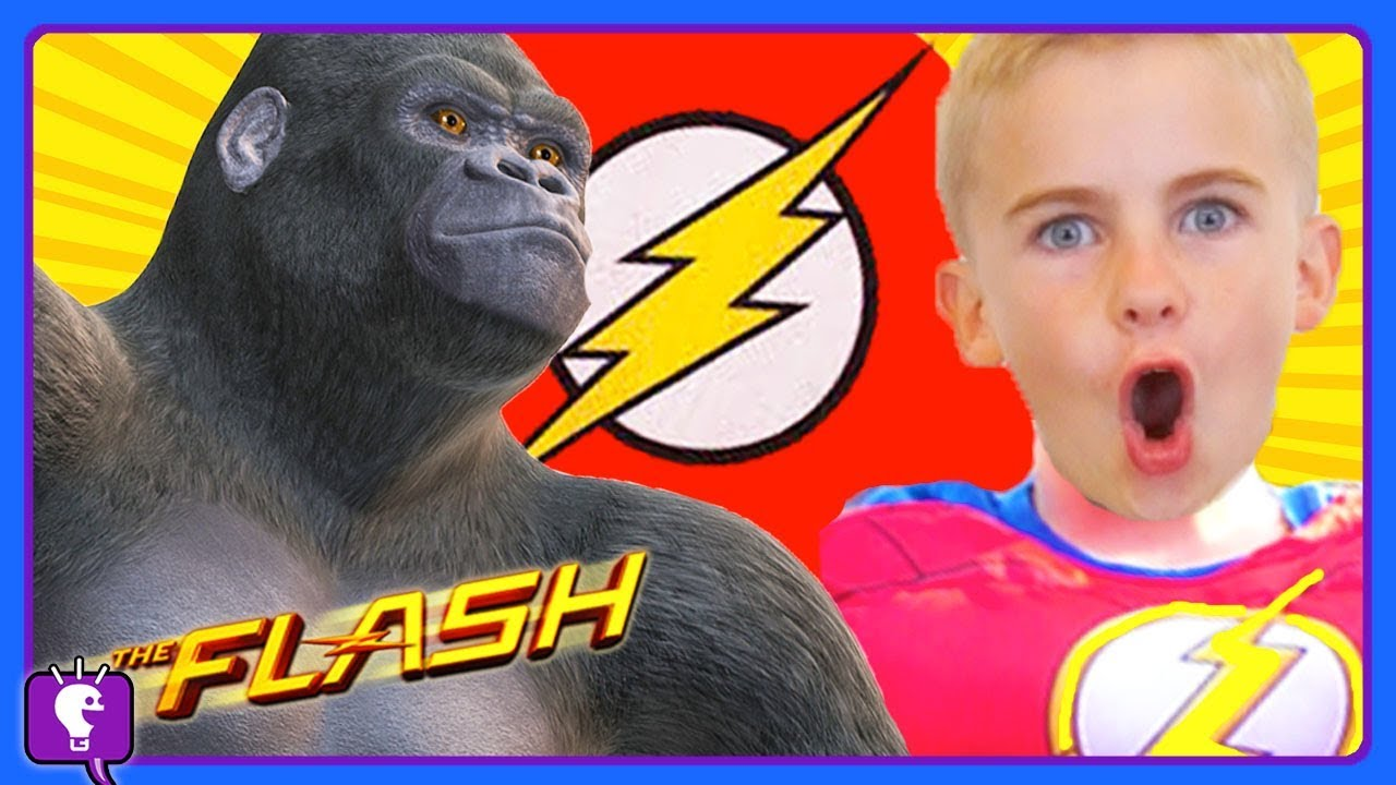 HobbyKids Meet a GORILLA! Fortsy Kids Play Tents! Compilation with HobbyKids