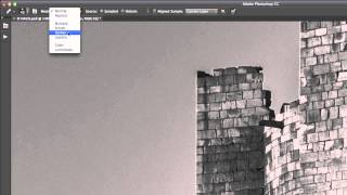 This quick video demonstrates how to remove a halo in photoshop. Pl...