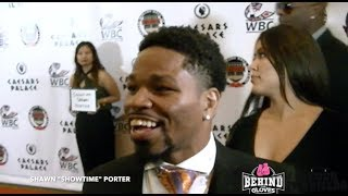 SHAWN PORTER TALKS ABOUT A CONVERSATION HE HAD WITH MALIGNAGGI ABOUT MCGREGOR CAMP