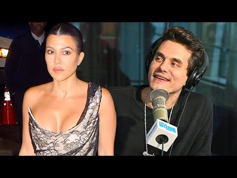 John Mayer Thinks Kardashians Could Be Responsible for Kourtney Dating Rumors