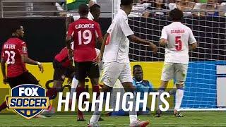 Trinidad and Tobago vs. Cuba - 2015 CONCACAF Gold Cup Highlights
