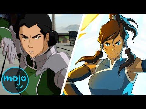 Top 10 Avatar And Legend Of Korra Antagonists