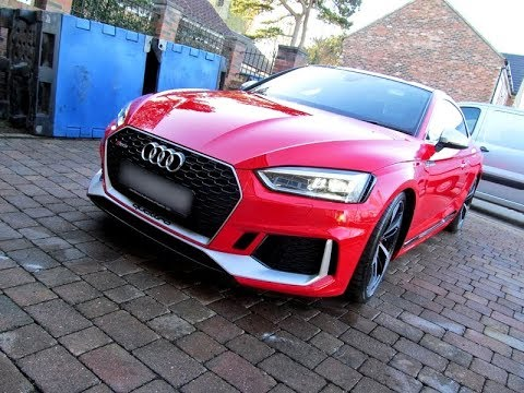 AUDI RS QUATTRO COUPE Bronze Valet Before After YouTube - Audi car valet