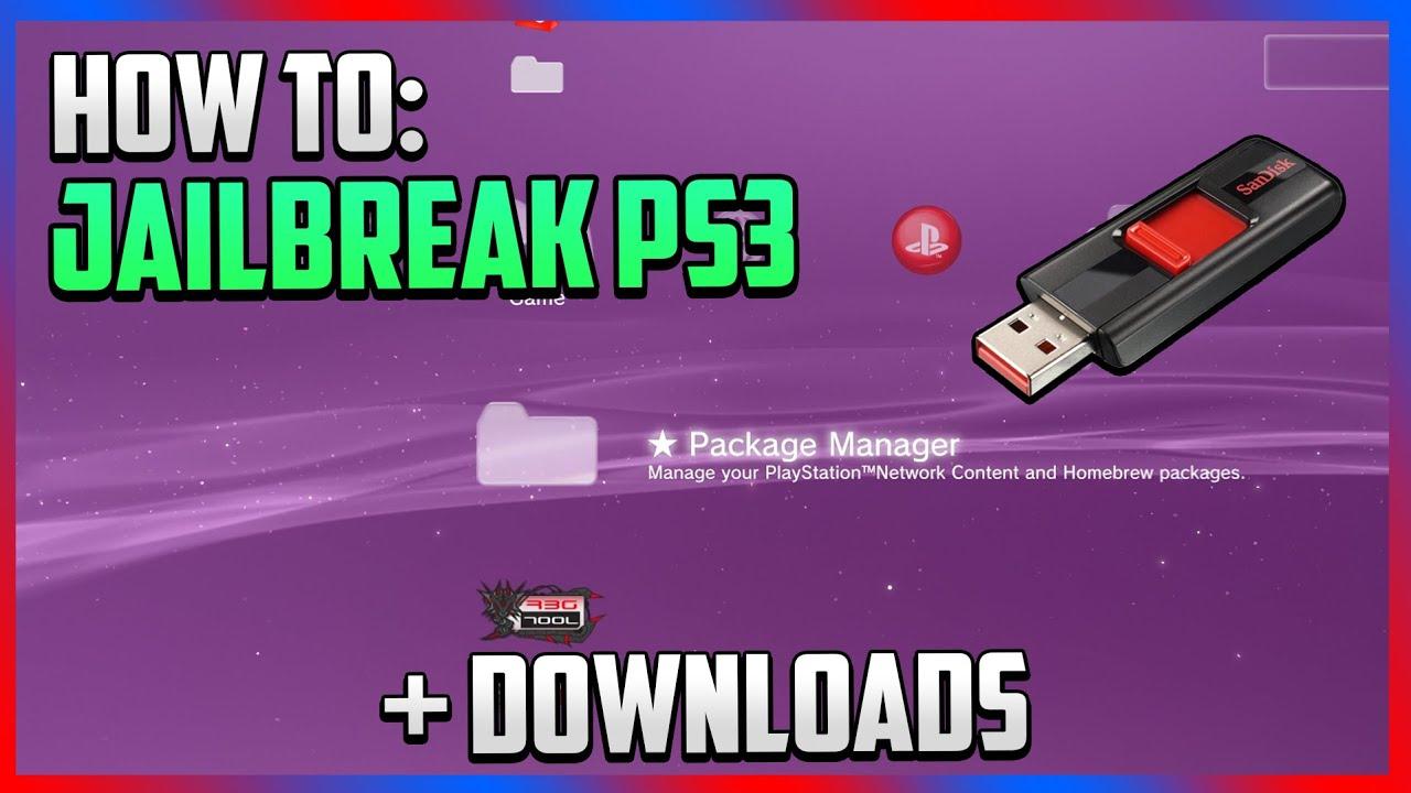 How To: Jailbreak PS3 -