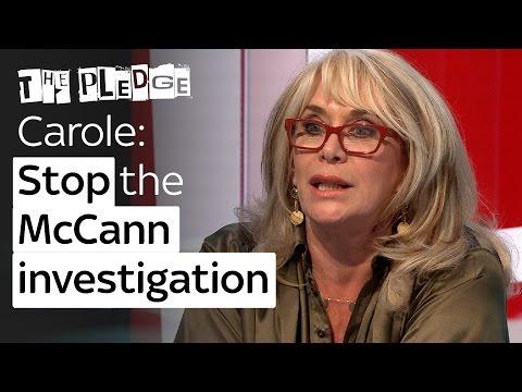 McCann case: Enough is enough, says Carole