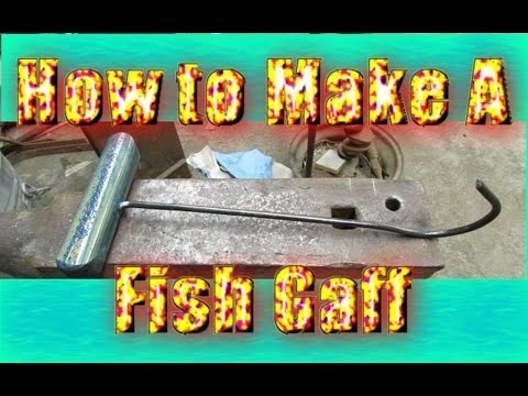 How To Make A Fish Gaff Hook