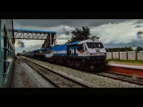 Bangalore Hubli Intercity Express Journey 1 - Indian Railways