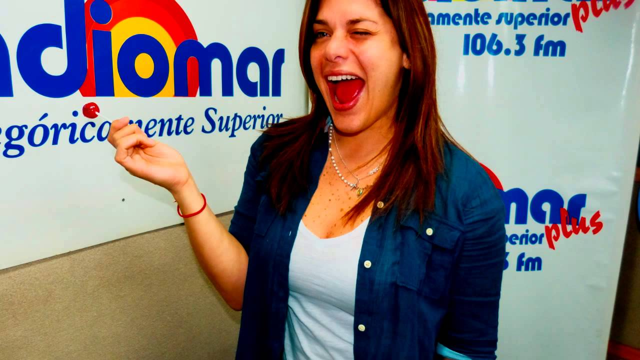 Giovanna valcarcel radiomar plus chat