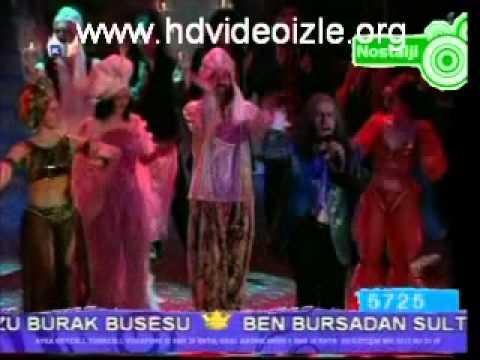 HD Barış Manço - Bal Böceğim Klibi 90lar Türkçe Pop