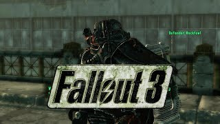 Brotherhood Of Steel Guy | Fallout 3 {EP6}
