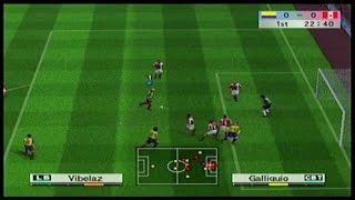 Colombia vs Peru - World Soccer Winning Eleven 8 International (Xbox)