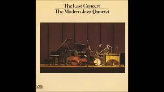 Artist: The Modern Jazz Quartet Album: The Last Concert Label: Atla...