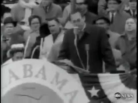 George Wallace Segregation Speech
