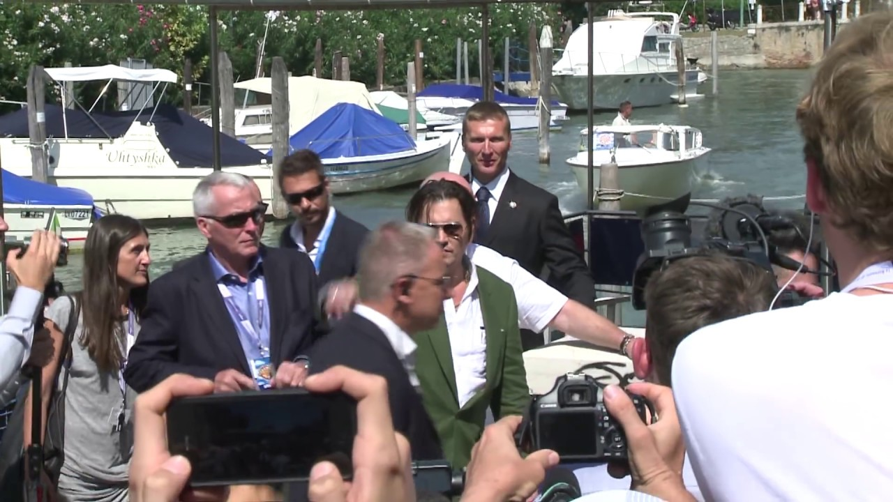 画像: 72nd Venice Film Festival - Black Mass youtu.be
