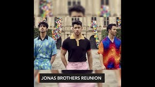 Baixar The Jonas Brothers are back, release single 'Sucker'