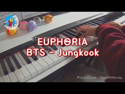 BTS (방탄소년단) Euphoria | Piano Cover [Sheet Music]