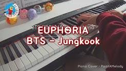 Euphoria piano cover - Free Music Download