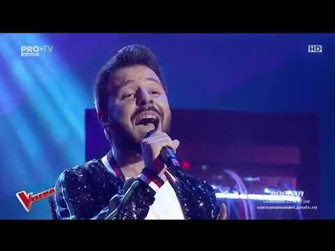 Bogdan Ioan - Can't Feel My Face | Vocea Romaniei 2018 | SEMIFINALA LIVE