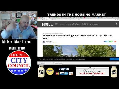 TRENDS IN THE HOUSING MARKET - 1 MILLION BUCK DEAL !