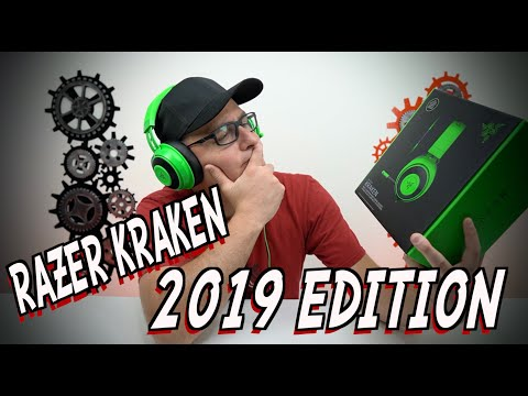 2019 Edition Razer Kraken Headset Review With Mic Test