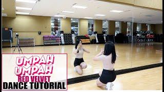 Red Velvet 레드벨벳 '음파음파 (Umpah Umpah)' Lisa Rhee Dance Tutorial