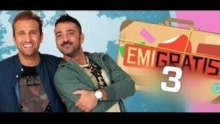 Emigratis 3. La Terza Stagione. Ecco i Vip e Quando Va in Onda.