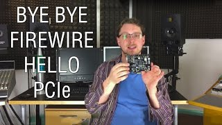 Upgrading from Firewire audio to the good stuff - PCIe! RME RAYDAT - HOW TO ROCK
