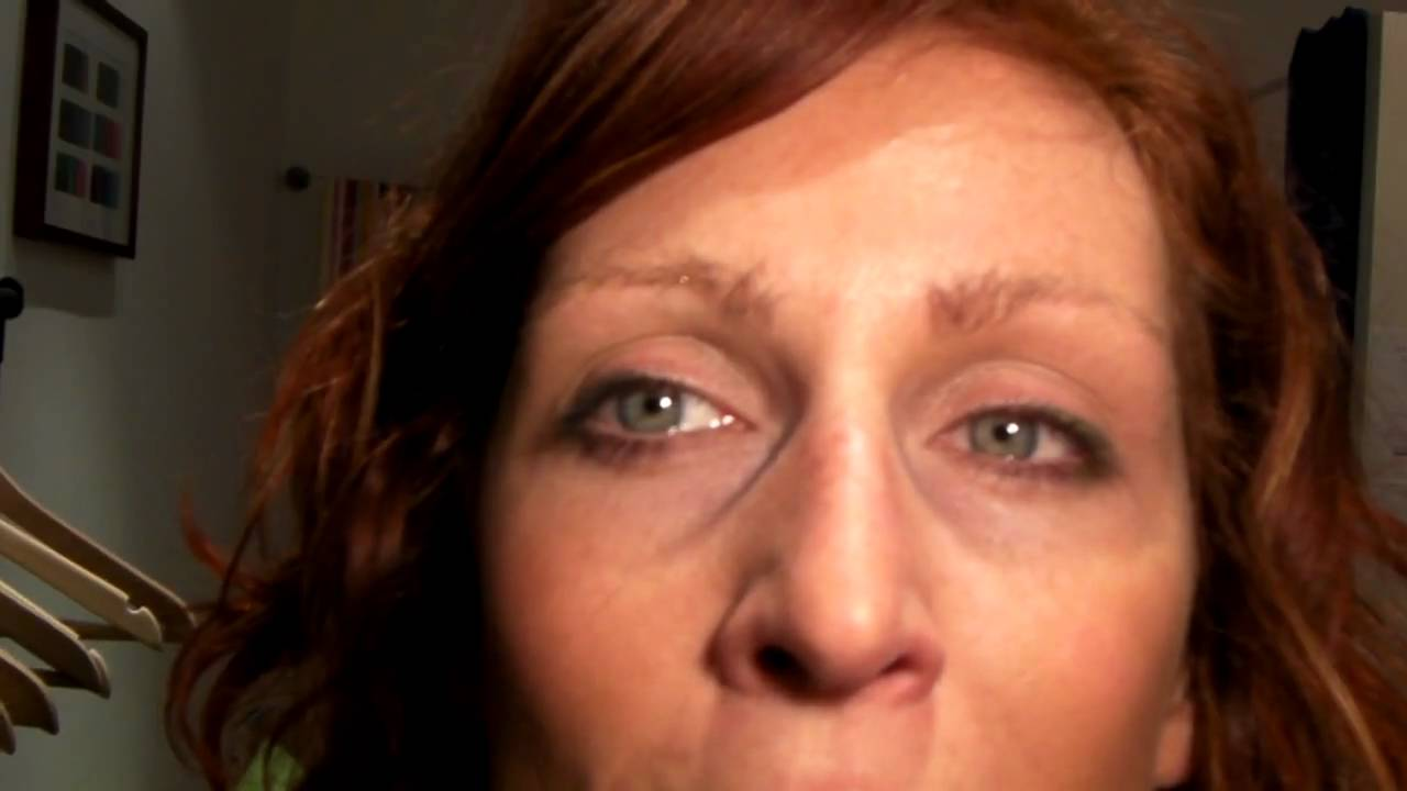 how to apply eyebrow pencil - YouTube