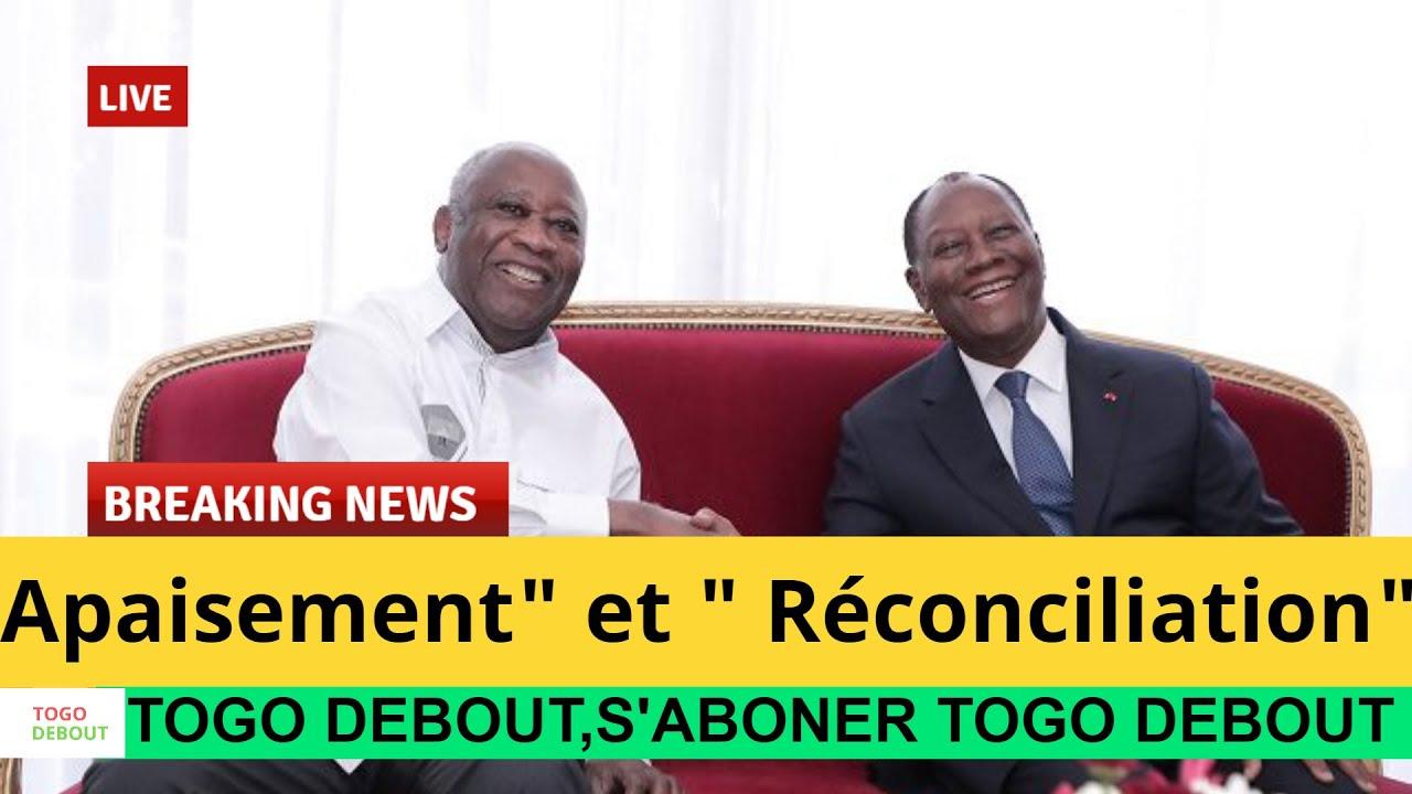 Côte d'Ivoire : la rencontre Ouattara -Gbagbo