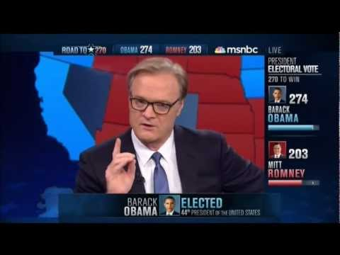 Presidential Election 2012 Coverage 11/19