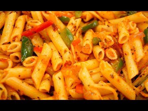 Italian Pasta Recipe | Delicious Pasta Recipes For Lunch/Dinner |Italian Pasta Recipe - Penne Pasta