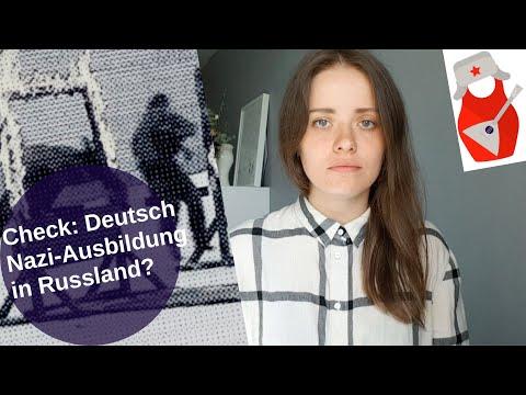 Check: Deutsche Nazi-Ausbildung in Russland?