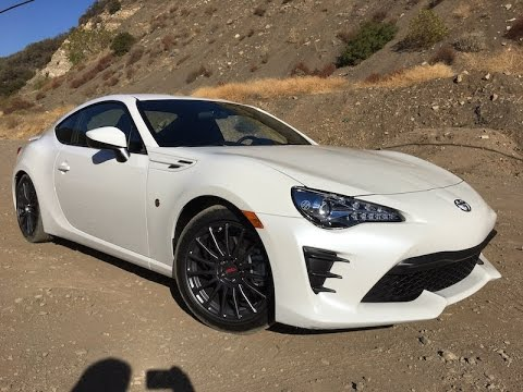 2017 Toyota 86 Redline Review