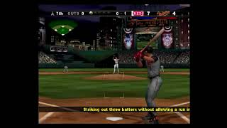 MLB Slugfest 2006 Reds vs Orioles Part 2