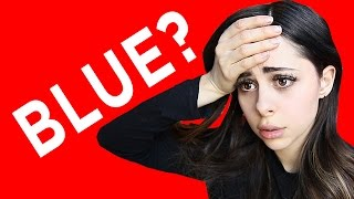 If you see RED you are dumb! (WORLDS MOST IMPOSSIBLE QUIZ) thumbnail